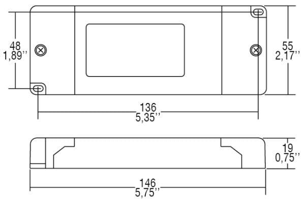 דרייבר זרם - דרייבר במתח קבוע 12V