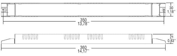 דרייבר זרם - דרייבר בטווח זרם (mA) 350-700