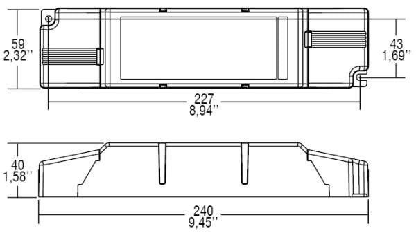 דרייבר זרם - דרייבר בזרמים (mA) 300-1050