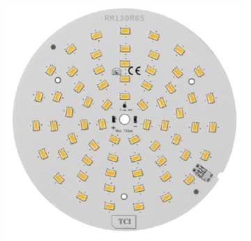 """מודול לד TCI - מודול לד עגול בקוטר 130 מ""""מ בהספק 30.4W"""