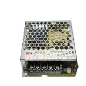דרייבר MW LRS 50W 24V
