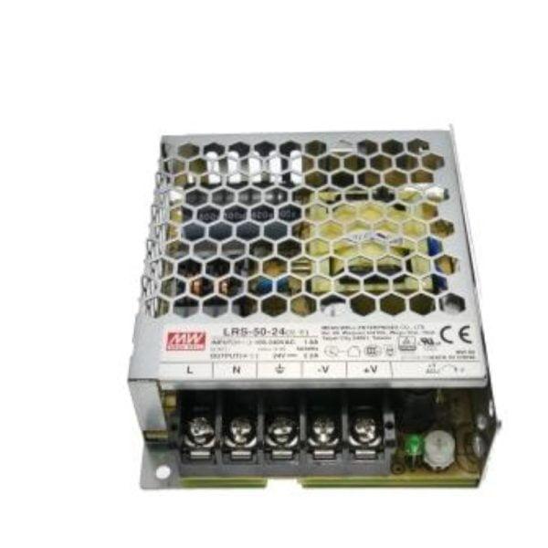 דרייברים מתח - דרייבר MW LRS 50W 24V