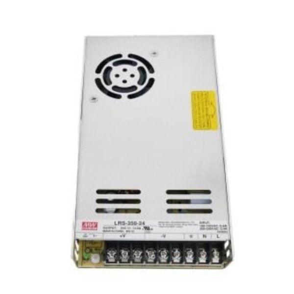 דרייברים מתח - דרייבר MW LRS 350W 24V