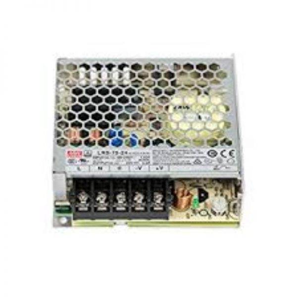 דרייברים מתח - דרייבר MW LRS 75W 12V