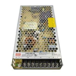 דרייבר MW LRS 200W 12V