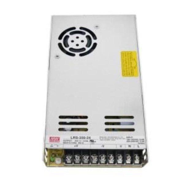 דרייברים מתח - דרייבר MW LRS 350W 12V