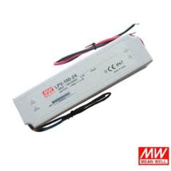 דרייברים מתח - דרייבר MW LPV 100W 12V